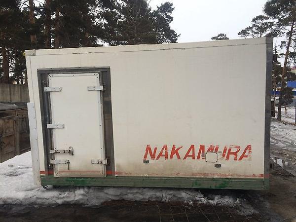 Дешевая доставка будки автомобильной с грузовика из Улан-Удэ в Красноярск