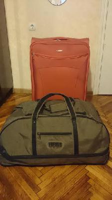 Дешево перевезти два больших чемодана из Москва в Томск