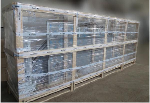 Отвезти светопрозрачную алюминиевый конструкцию В контейне цена из Москва в Москва Троицк