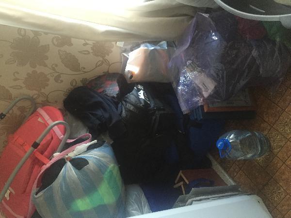 Перевезти личный одежду на дачу из Москва в Нефтекамск