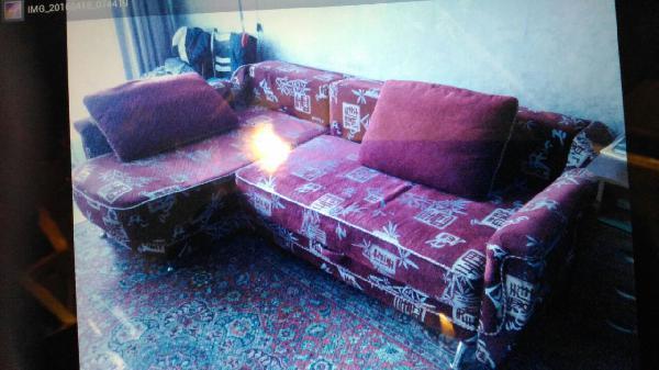 Перевезти диван на дачу из Москва в Лесные Поляны