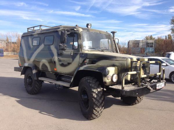 ГАЗ 330822 / 2011 г / 1 шт из Смоленск в Южно-Сахалинск