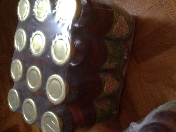 Доставка сиропа в баночках 330м из Москва в Сочи