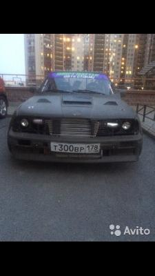 BMW 320 / 1986 г / 1 шт из Санкт-Петербург в Краснодар