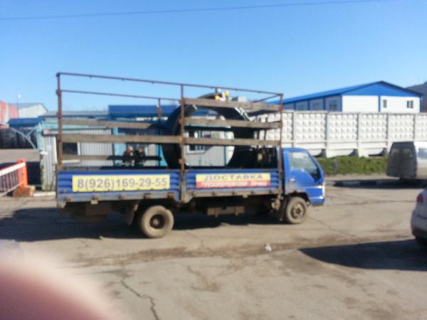 Шаланда для доставка ТРУБ из Москва в Пенза