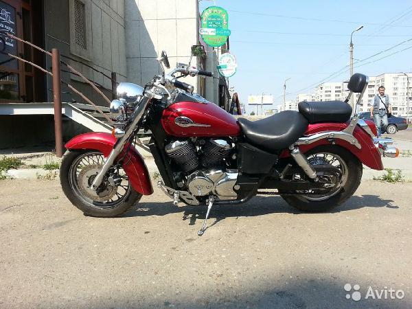 хонда шадоу мотоцикл чоппер из Агаповка в Москва