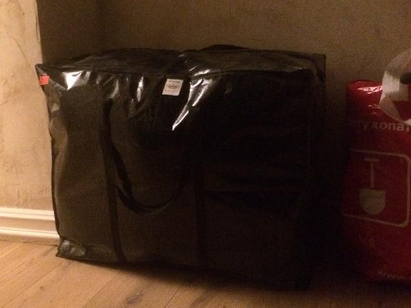 Доставка сумки, чемодана, подсвечника из Москва в Светлановский пр