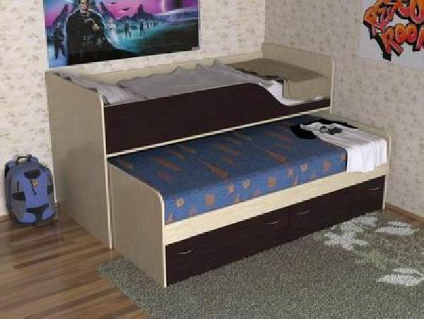 Доставка транспортной компанией кровати из Москва в Североморск