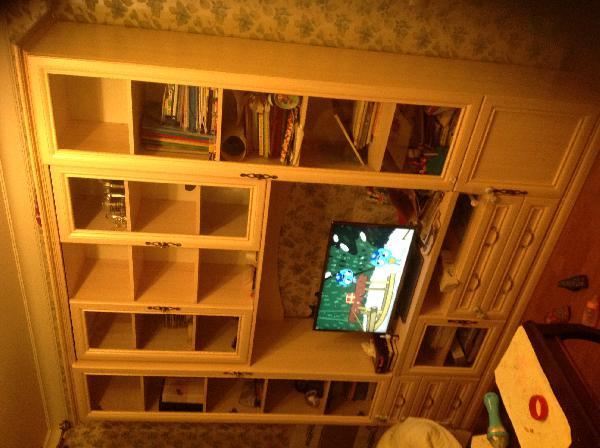 Перевезти небольшой стенку, шкаф-витрину, комода, личные вещи из Москва в Иваново