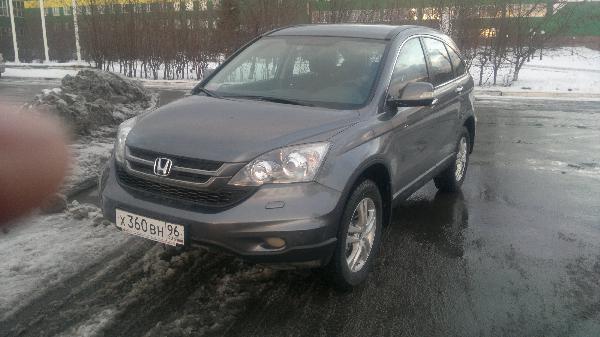 Honda CR-V / 2012 г / 1 шт из Екатеринбург в Калининград