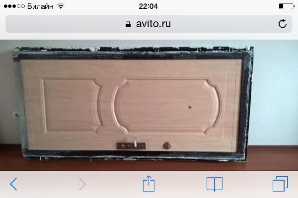 Перевезти дверь входной металлический стоимость из Домодедово в Нахабино