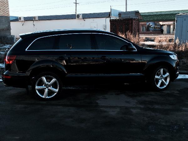 Audi Q7 / 2007 г / 1 шт из Челябинск в Москва