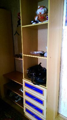 Доставка шкафа, коробок из Балашиха Московская обл. в Заокский район