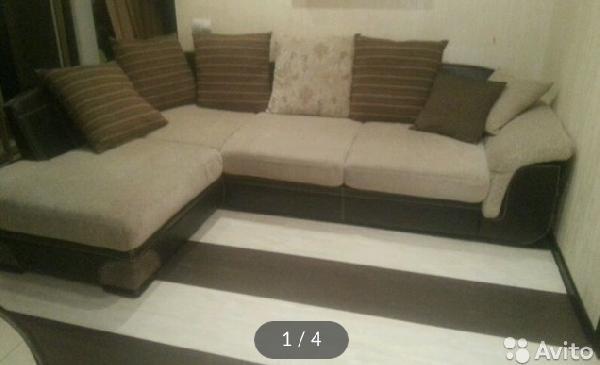 Дешево перевезти диван 3 из Красногорск в Щербинка