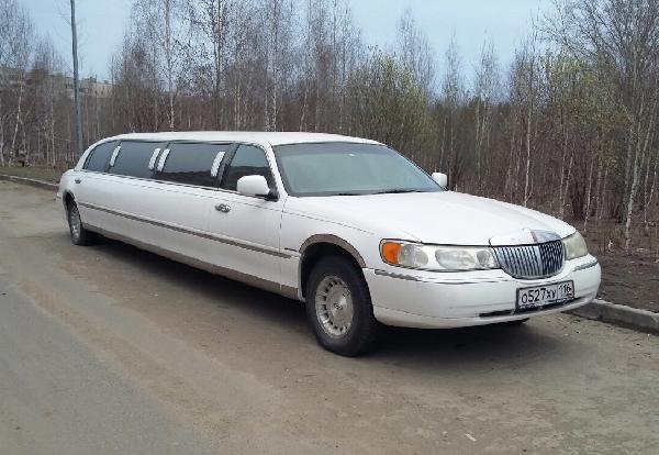 Lincoln Town Car / 1999 г / 1 шт из Казань в Хабаровск
