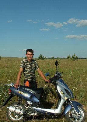 Заказать перевозку скутера цены из Киров в Кикнур