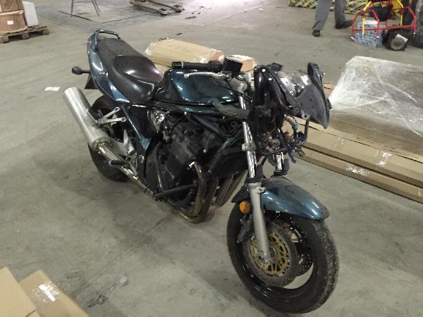 Мотоцикл из Томск в Красноярск