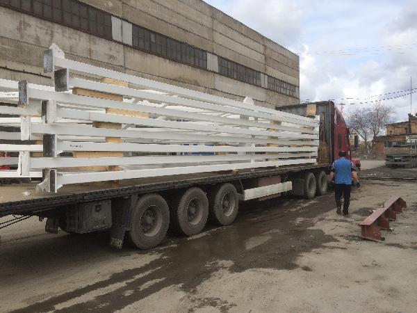 Стоимость автодоставки ферм стропильных из Новосибирск в Омск