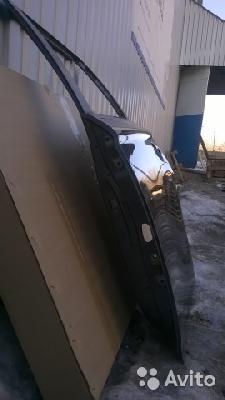 Доставить автотранспортом митсубиси аутлендер 3 дверь задний левый догрузом из Орел в Усолье-Сибирское