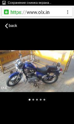 Мотоцикл из Индия, Дели в Россия, Новороссийск