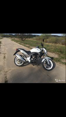 Мотоцикл из Московская область (Егорьевский р-н) в Раменское