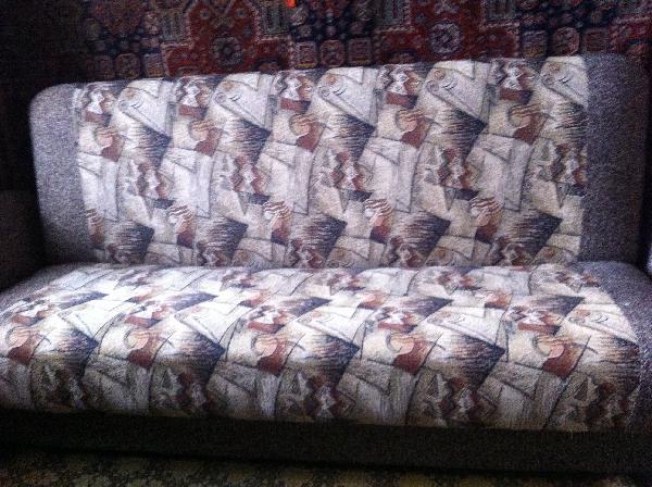 Перевезти диван на дачу из Москва в Красногорск