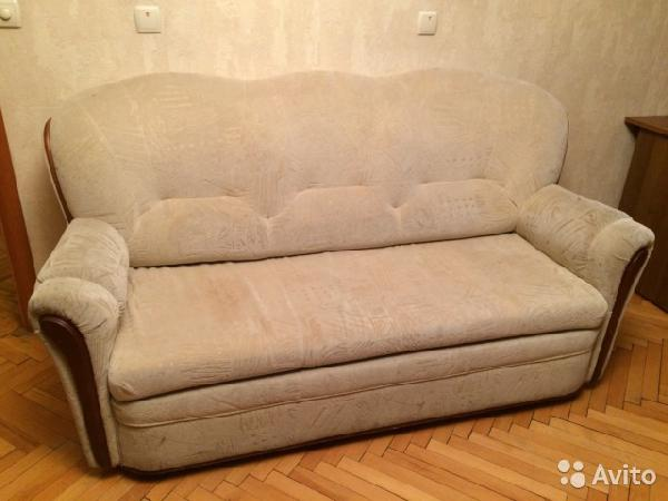 Транспортировка дивана по Москве