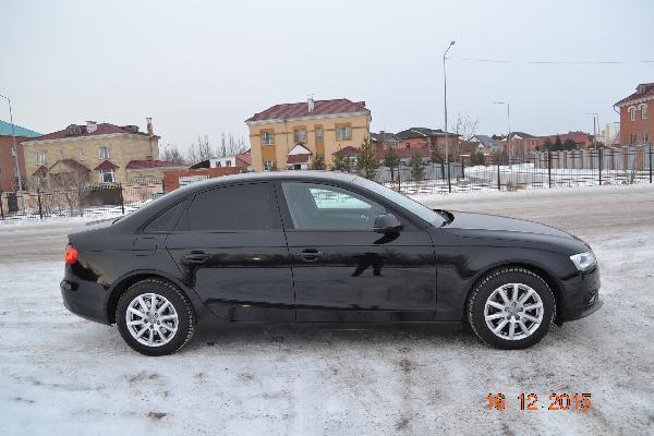 Audi A4 / 2014 г / 1 шт из Казахстан, Астана в Россия, Калининградская область