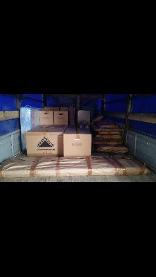 перевезти коробки, личные вещи, мебель В разборе цена догрузом из Омск в Краснодар