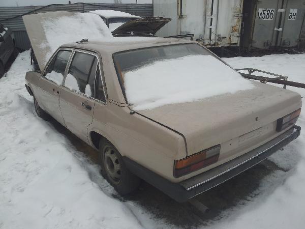 Audi 100 / 1978 г / 1 шт из Островцы в Калужская область (Боровский р-н)