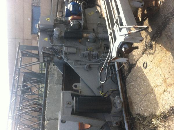 Транспортировка трубогиба гт 532 недорого из Уфа в Краснодар