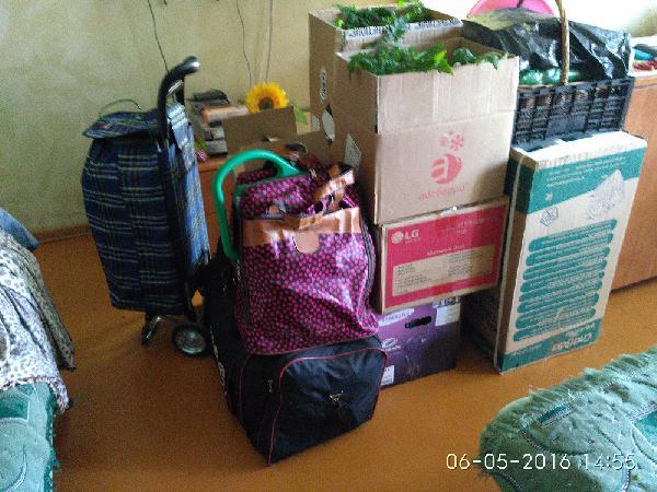 Заказ транспорта для перевозки коробок и сумок из Подольск в Гостилово