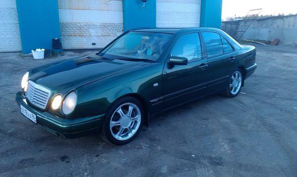 Mercedes E240 / 1999 г / 1 шт из Сургут в Омск