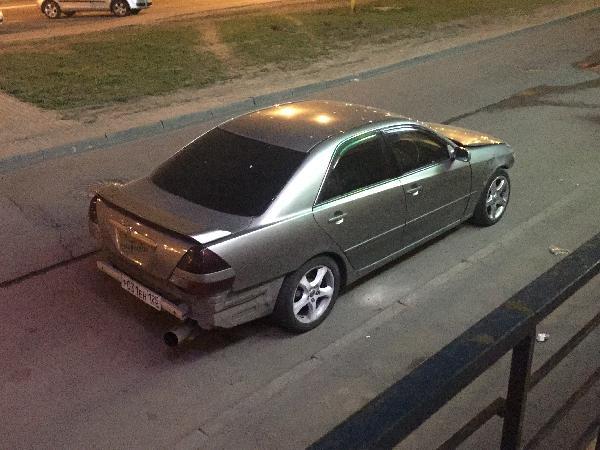 Тойота Марк 2 / 2001 г / 1 шт из Москва ул.лавочкина 54/1 в Сочи