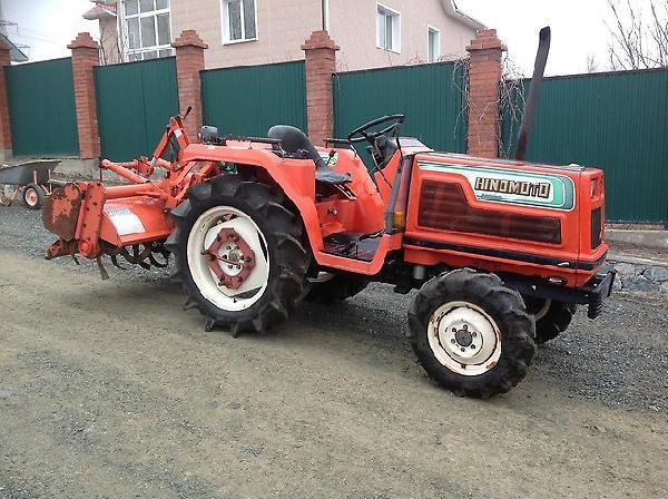 трактор из Березовский в Азовская
