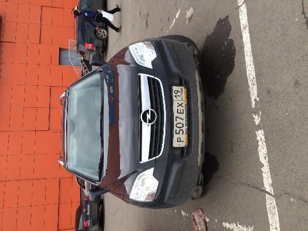 Opel Antara / 2011 г / 1 шт из Красноярск в Краснодар