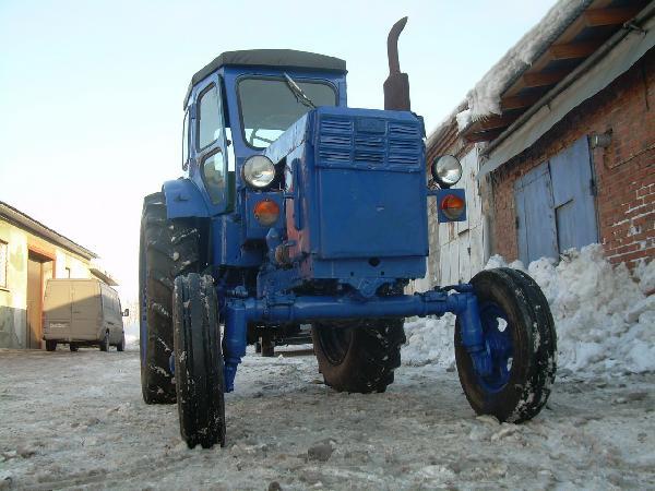 Доставить трактор т-40 цены из Бердск в Улан-Удэ