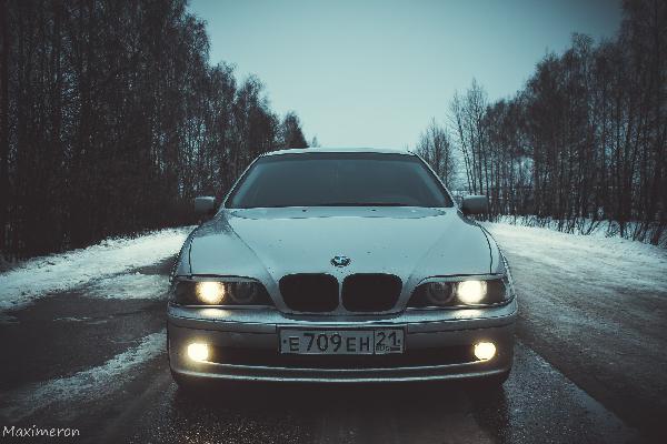 BMW 5 / 2000 г / 1 шт из Воскресенск в Чебоксары