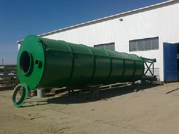 Транспортировать резервуар (силосный бочку для цемента) цена из Москва в Назрань