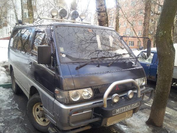 Mitsubishi Delica / 1993 г / 1 шт из Москва в Новосибирская область