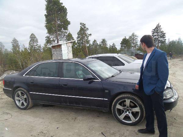 ауди а8 / 2001 г / 1 шт из Муравленко в Ставрополь