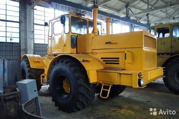 Трактор кировец-701 из Пермь в Шимановск