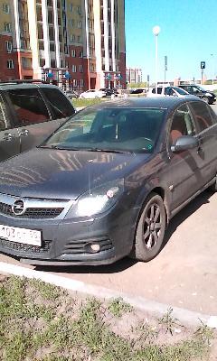 Опель Вектра / 2008 г / 1 шт из Омск в Москва