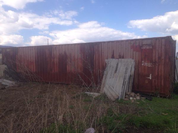 Стоимость перевозки контейнера из село Антоновка в село Коровино