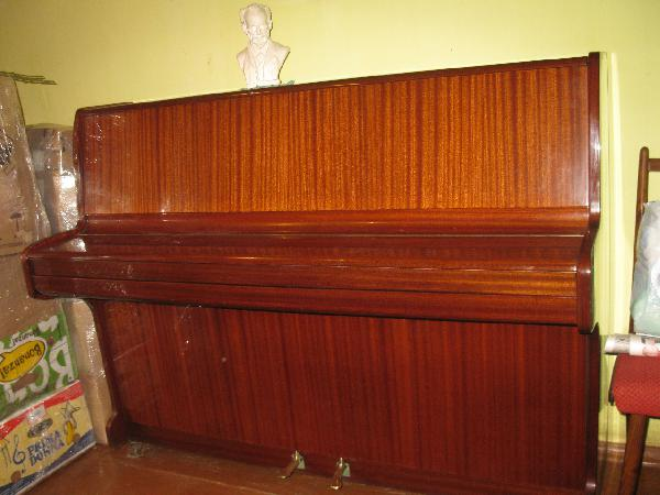 Перевозка пианино из Екатеринбурга в Москву