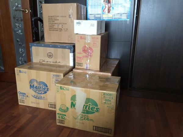 Недорогая перевозка личных вещей (коробки) из Москва в Калининград