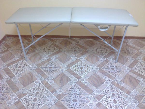 Заказ машины для транспортировки вещей : Складной  массажный стол из Пензы в Кузнецк