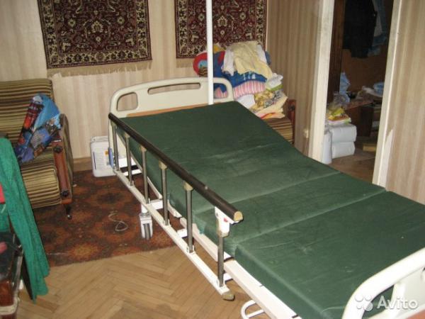 Доставка кровати медецинской в квартиру из Санкт-Петербург в Вышний Волочек