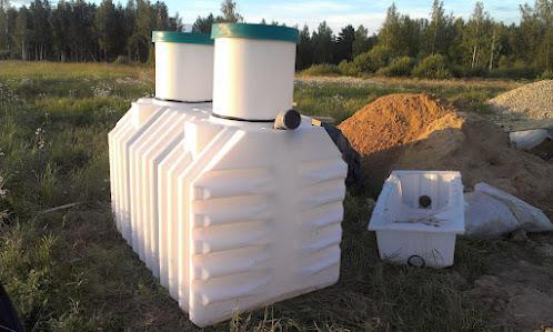 Транспортировка септика, инфильтратора недорого из Мытищи в деревня Ваганьково