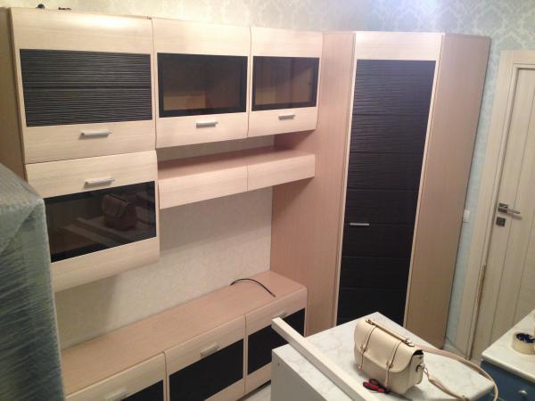 Перевозка недорого дивана, стенки, комода, шкафа, кухонных тумбочек из Москва в Ваулово
